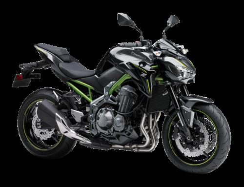 Kawasaki Z 900 (2018)
